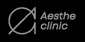 Aesthe Clinic / Есте Клиник - лого / logo